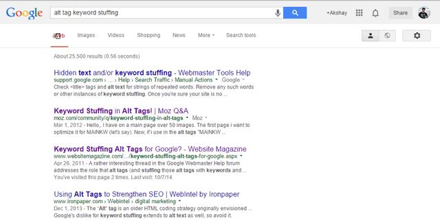 Alt-tag-keyword-stuffing