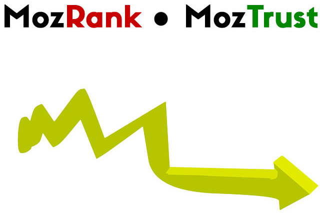 MozRank and MozTrust