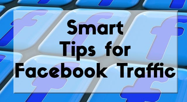 Facebook traffic tips
