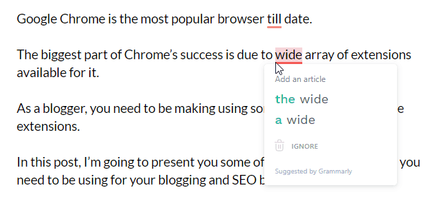 70+ Best Chrome Extensions for Blogging and Productivity