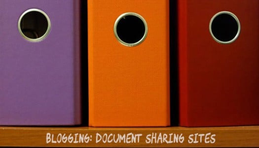 Best documents sharing sites