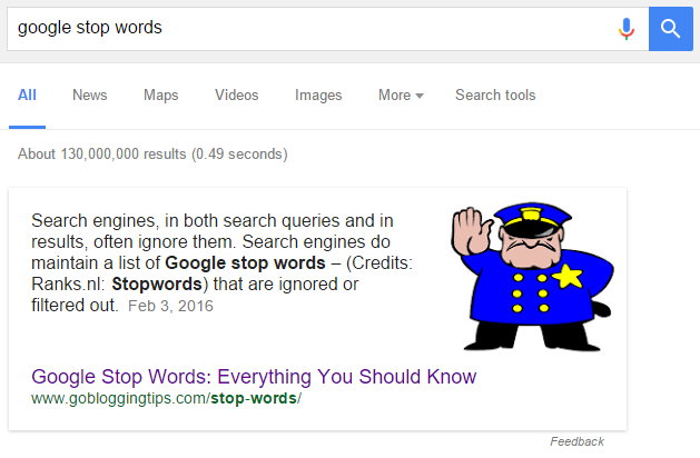Featured on knowledge graph
