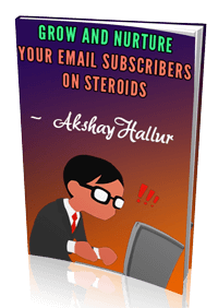 Grow and nurture your email subscribers on steroids