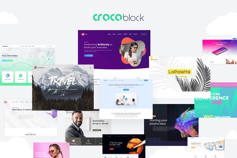 Crocoblock skins