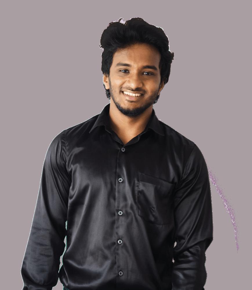 Akshay Hallur Portrait