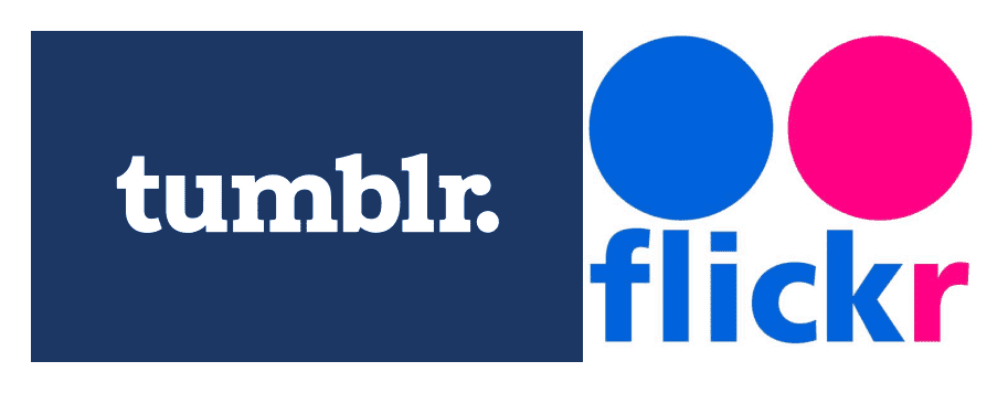 Tumblr flickr site name