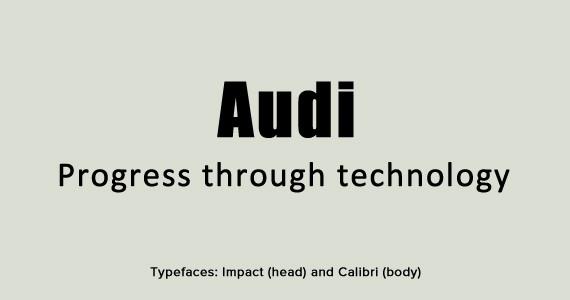 Audi Impact
