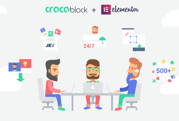 Crocoblock - Elementor addon