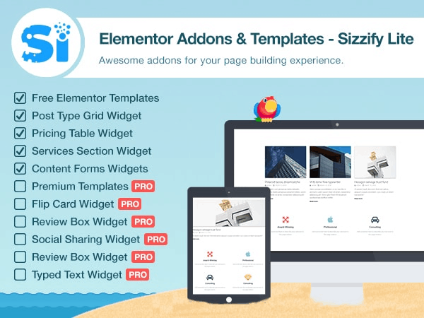 10 Best Elementor Addons Compared and Tested (7 FREE Plugins)
