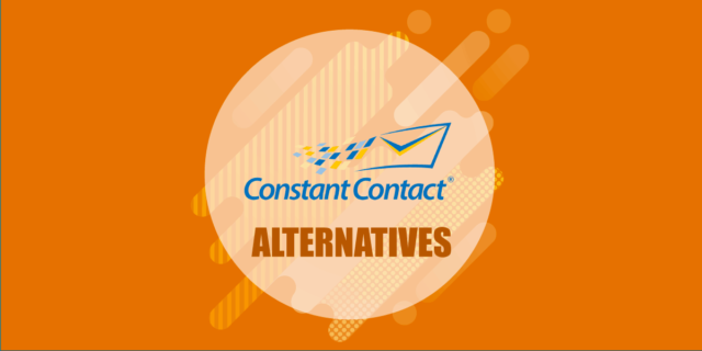 Constant Contact Alternatives