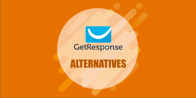 GetResponse Alternatives
