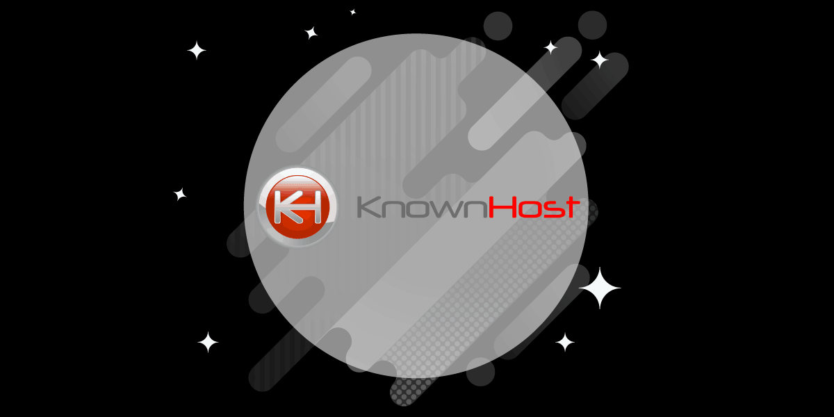 Knownhost Black Friday