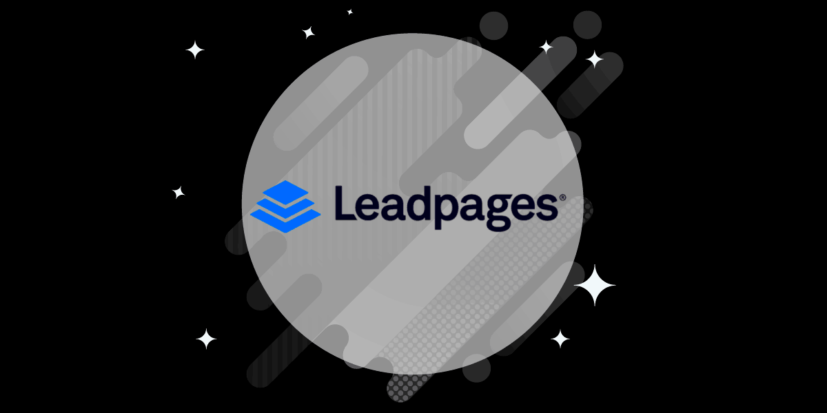 Leadpages Black Friday
