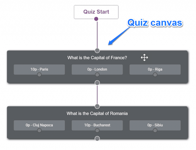 Quiz Canvas