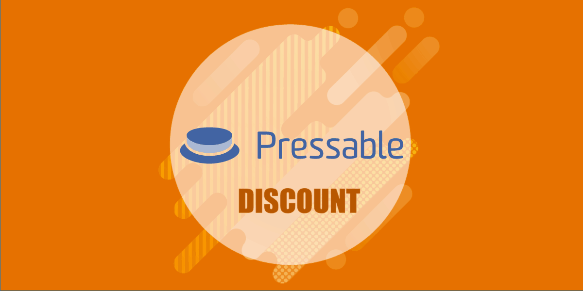 pressable discount