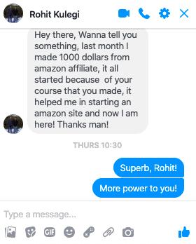 Rohit screenshot