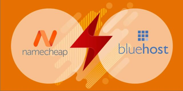 Namecheap Vs Bluehost Featured Image