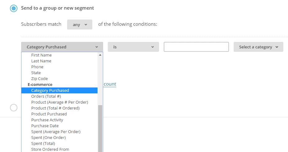 List management