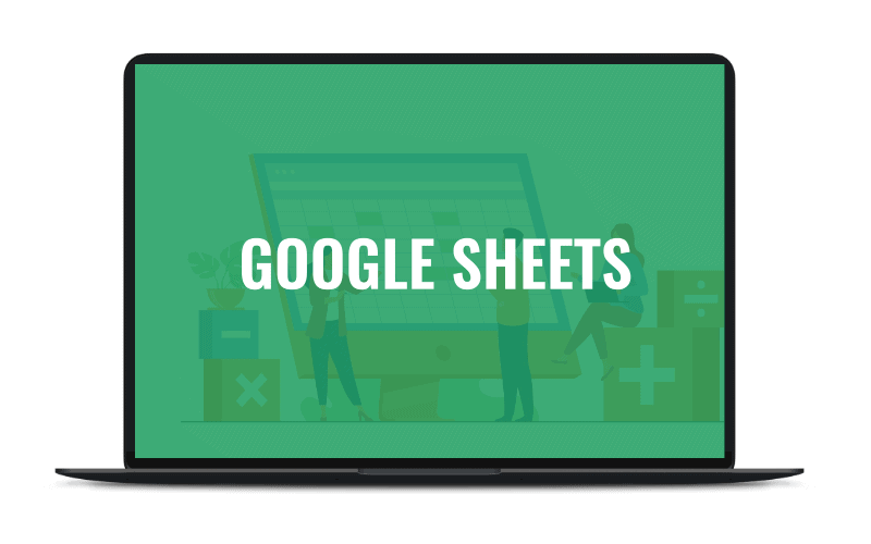 BloggingX Pro Google Sheets