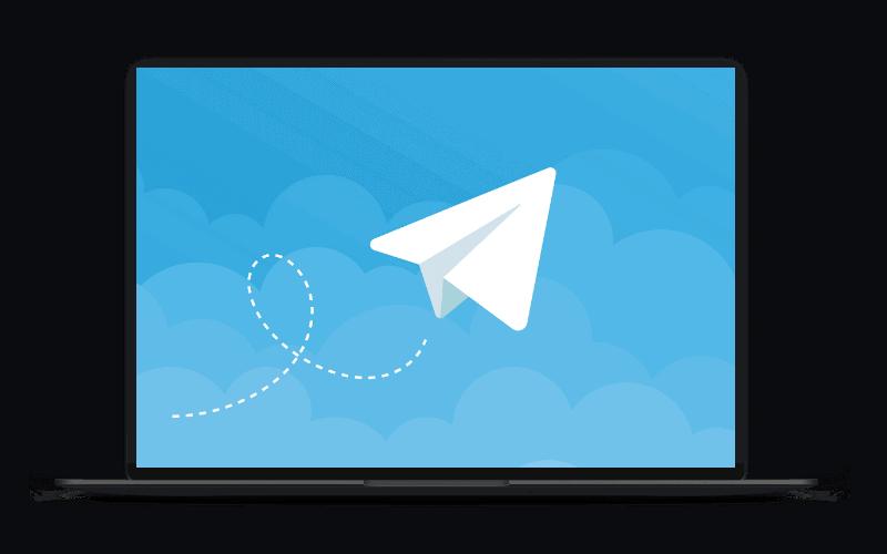 BloggingX Pro Telegram Group Mockup