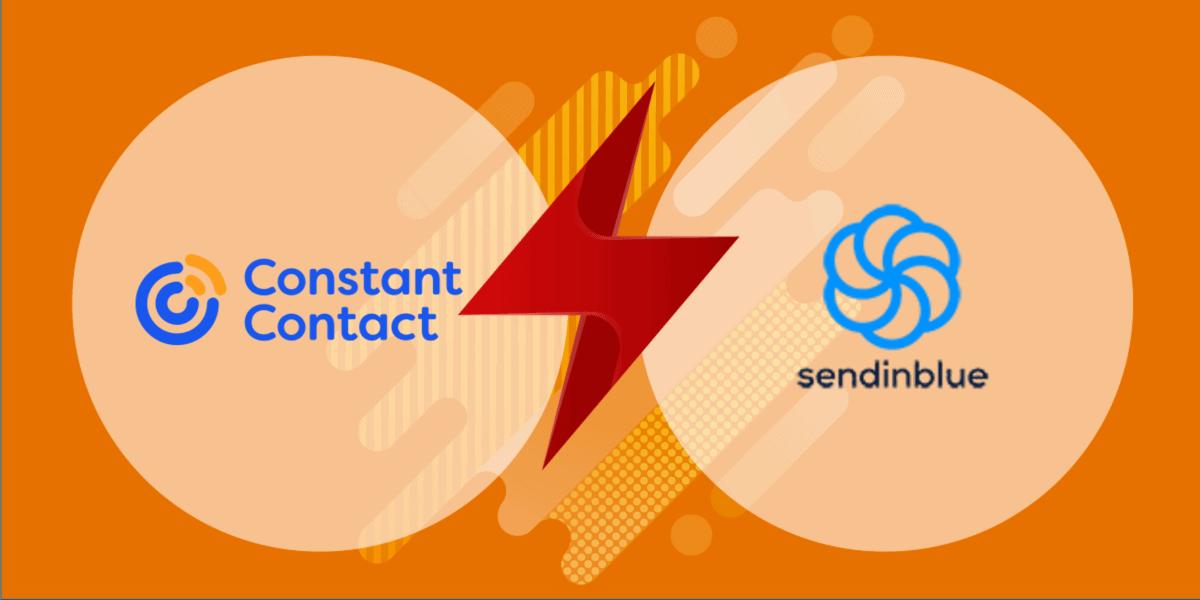 Constant Contact vs SendinBlue