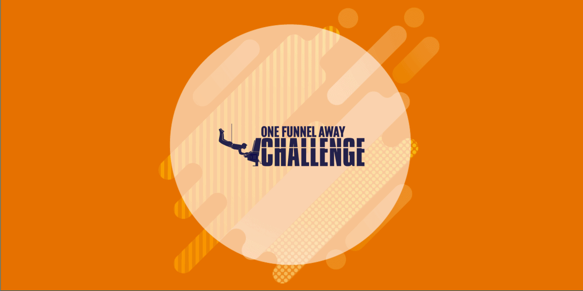 One Funnel Away Challenge Discount