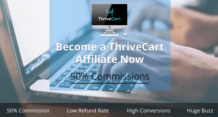 ThriveCart affiliate program