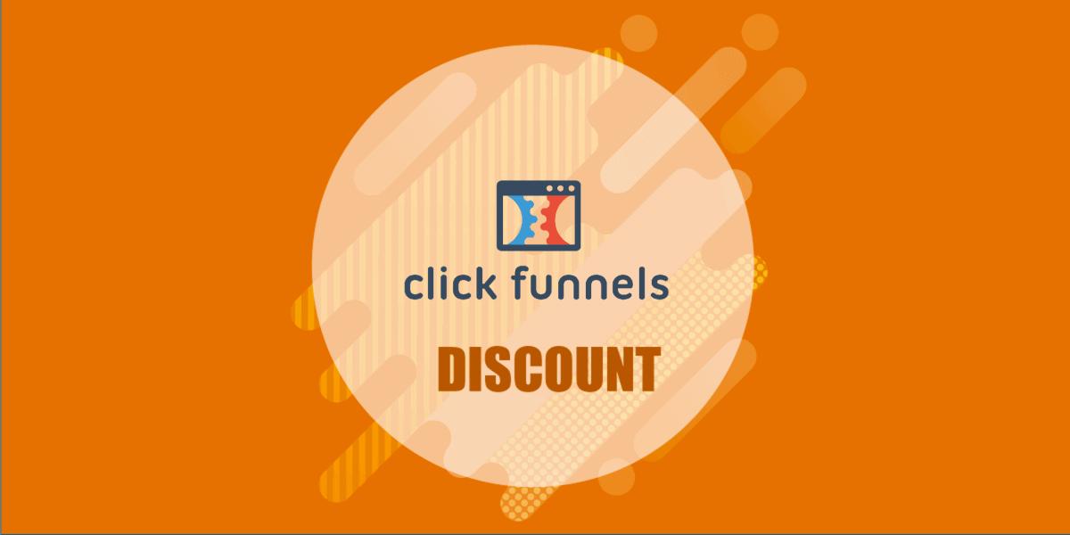 ClickFunnels Discount