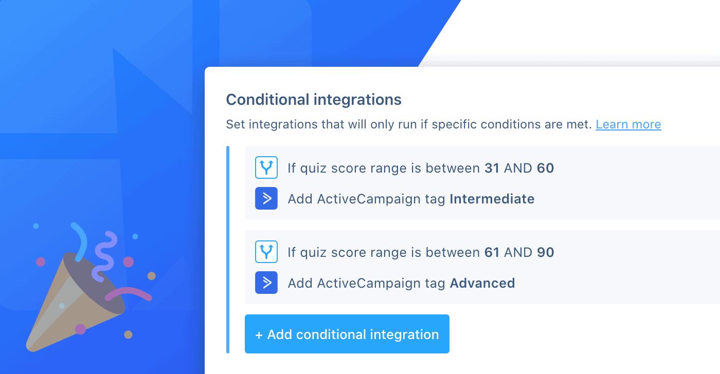 Convertbox quizzes