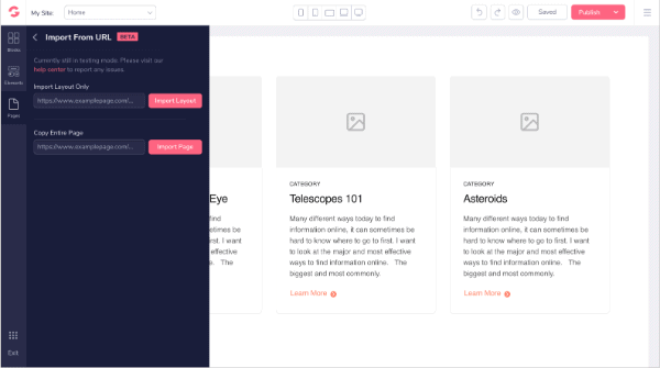 GrooveFunnels funnel templates