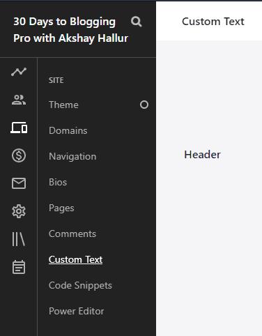 Teachable Power Editor 2.0 for custom CSS and HTML