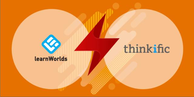 LearnWorlds vs Thinkific