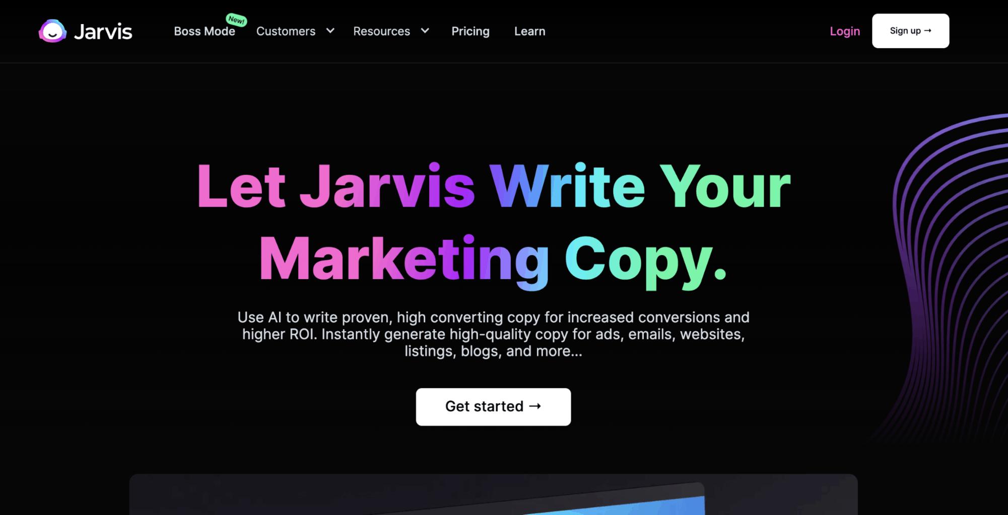 Jarvis tool