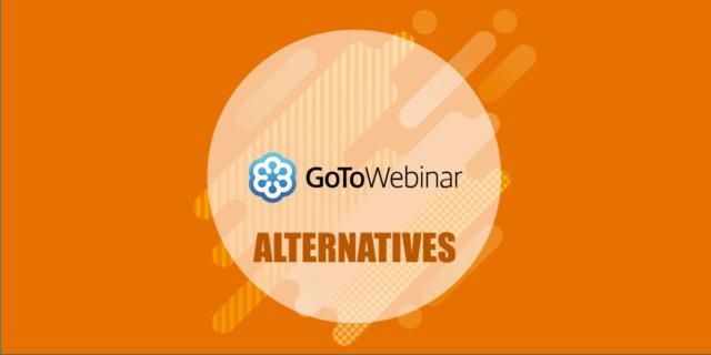 GoToWebinar Alternatives