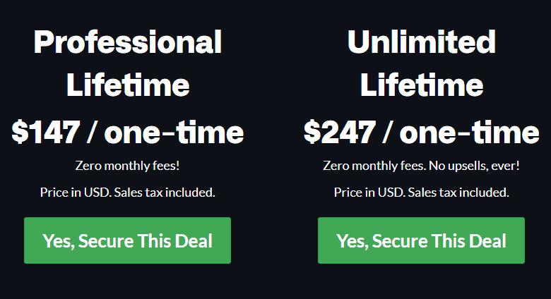 ClosersCopy lifetime deal